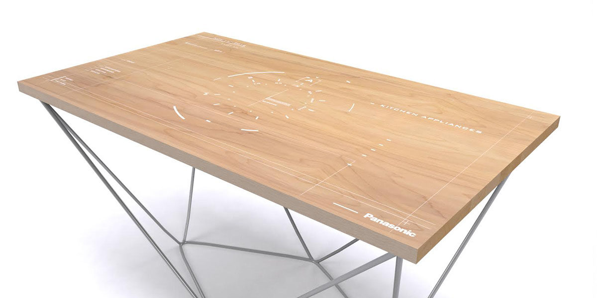 Interactive Smart Table